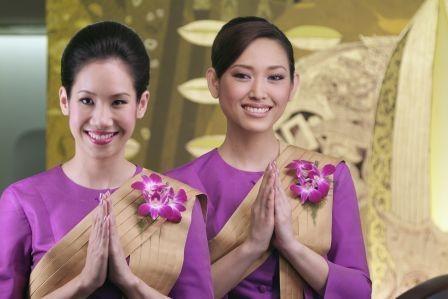 Comment dire bonjour en thaï
