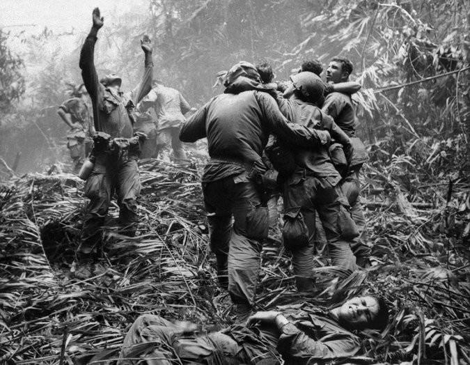 Combien de morts pendant la guerre du Vietnam?