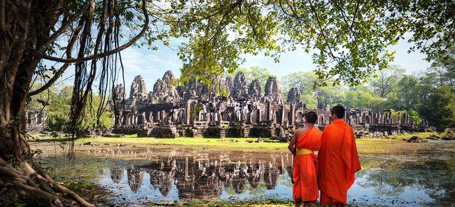 Comment se rendre de Ho Chi Minh ville à Siem Reap