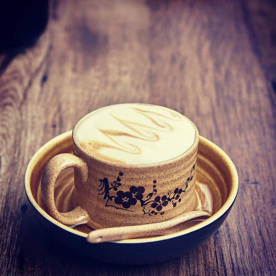 Le café Vietnamien - café aux œufs, la specialité de Hanoi - Hanoi Coffee Station
