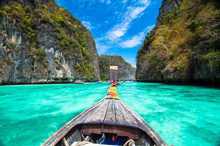 Excursion 1 jour Ko Phi Phi