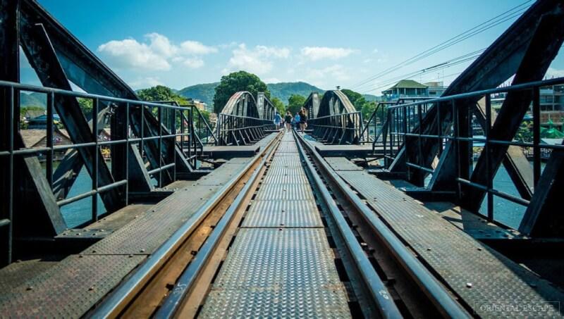 Excursion 1 Jour au Départ de Bangkok: Pont sur la Rivière Kwai