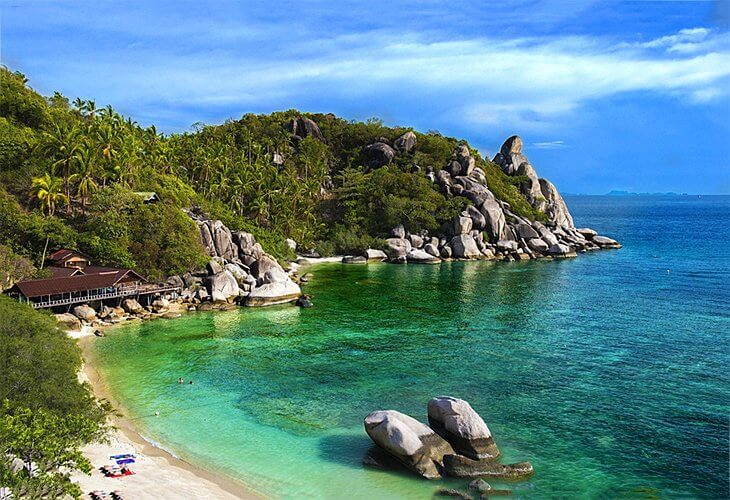 Freedom Beach à Phuket.