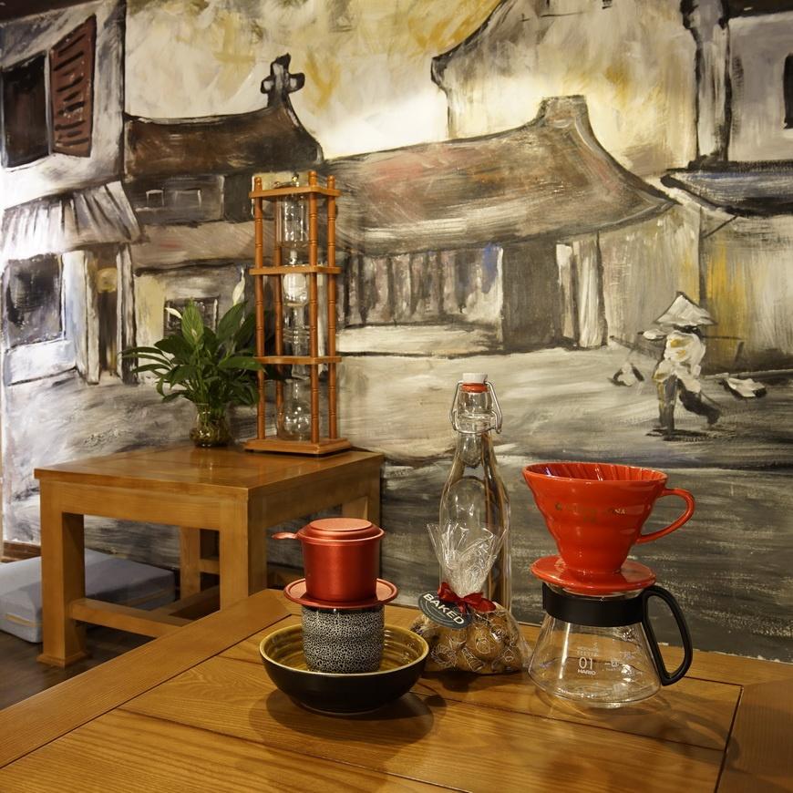 Le café Vietnamien
