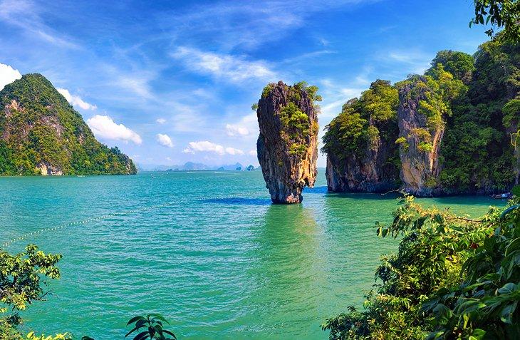 James Bond Island, baie de Phang Nga