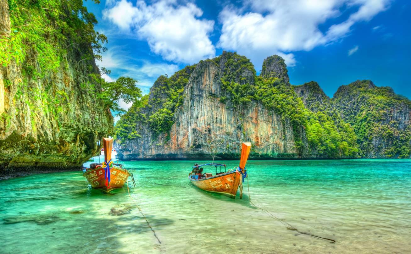 Comment se rendre de Koh Samui à Koh Phi Phi