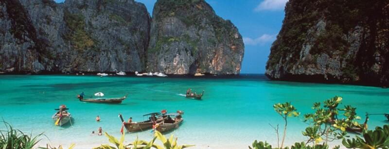 Top 10 plages en Thaïlande