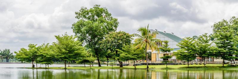Lacs et Parcs de Yangon