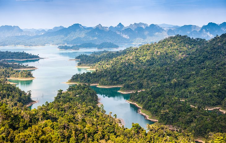 Le Parc National Khao Sok