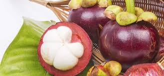 Mangoustan Reine des fruits d'Asie du Sud-Est