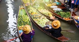 Excursion Bangkok en 1 journée: Marché flottant de Damnoen Saduak
