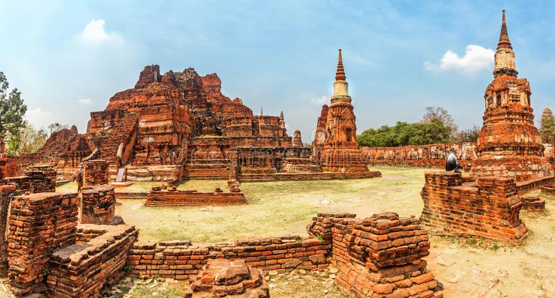 Parc historique d'Ayutthaya