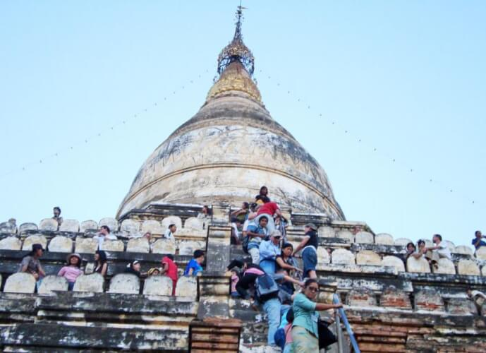 Temple Shwesandaw