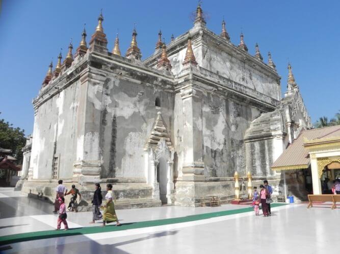 Temple de Manuha