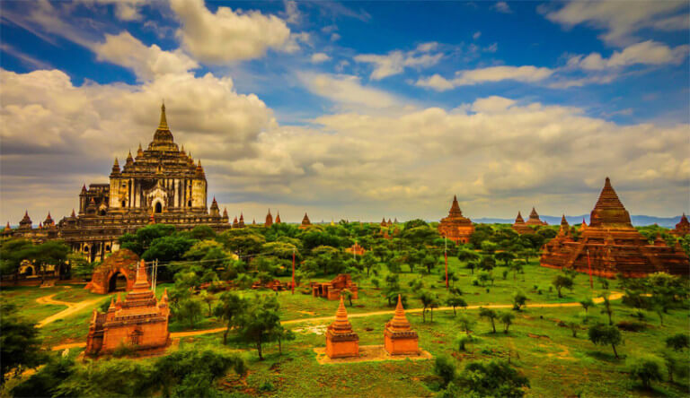 Comment se rendre de Mandalay à Bagan en bateau, bus, train, avion ou voiture