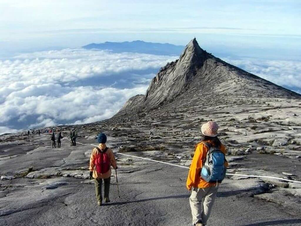 Trekking Mont Kinabalu, Malaisie