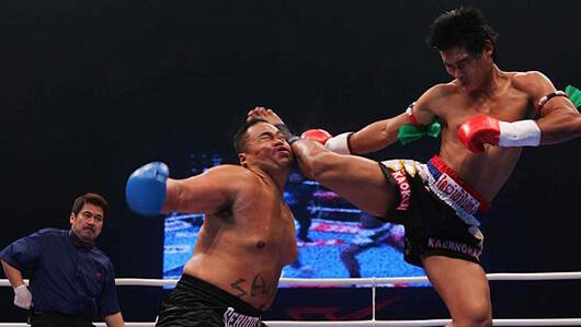 Vivez l'Ambiance électrique du Sport National Thaïlandais, Boxe Thai