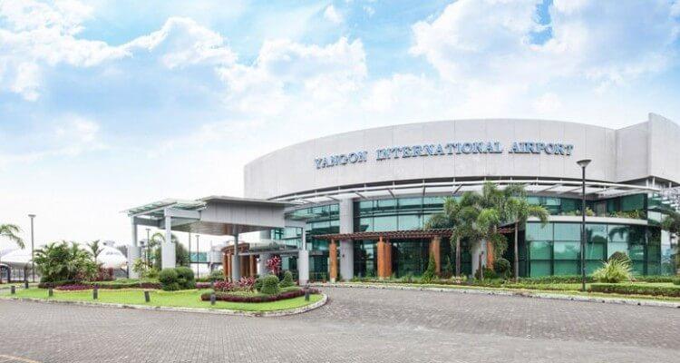 Yangon International Airport. Departure Hall Guide – What ...