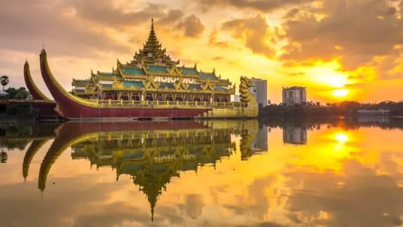AMBASSADES ET CONSULATS DU MYANMAR ( BIRMANIE )DANS LE MONDE