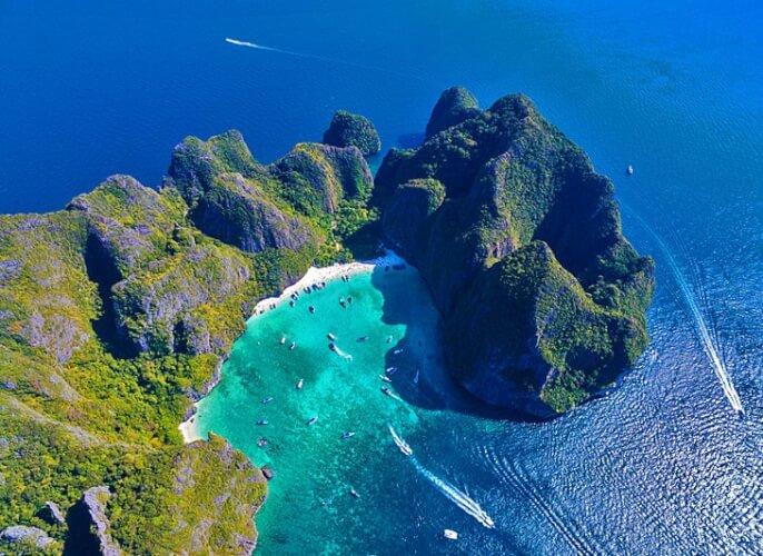 Guide voyage Koh Phi Phi : plages, que faire, ou loger, vie nocturne, transport