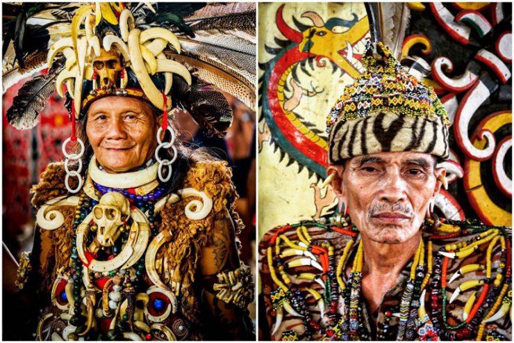 12 Tribus Autochtones Fascinantes En Indonesie