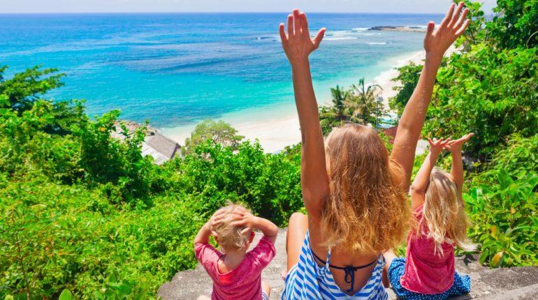 Resorts recommendés pour les enfants à Bali