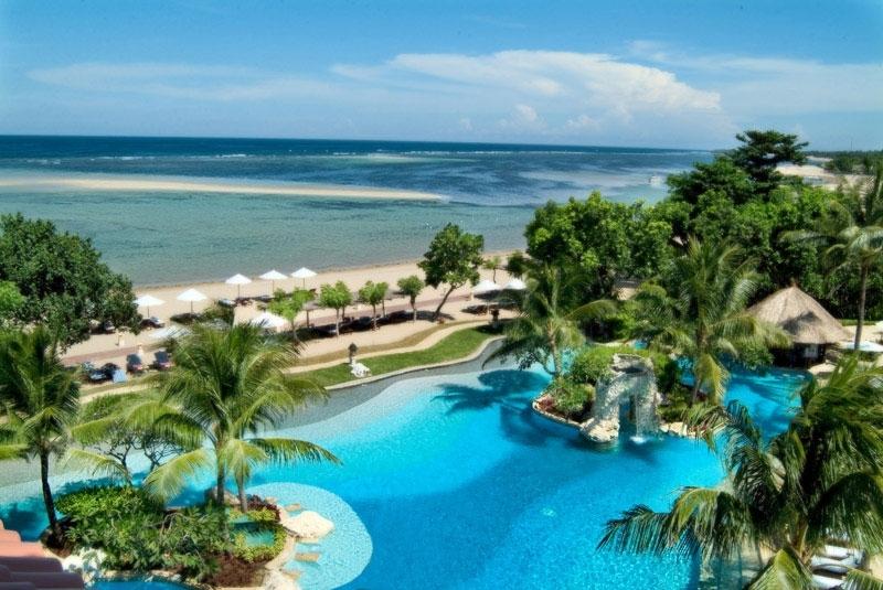 Ayodya Resort Bali - Nusa Dua, Hôtel avec grande plage pour les familles.