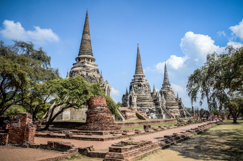 Comment aller de Bangkok à Ayutthaya?