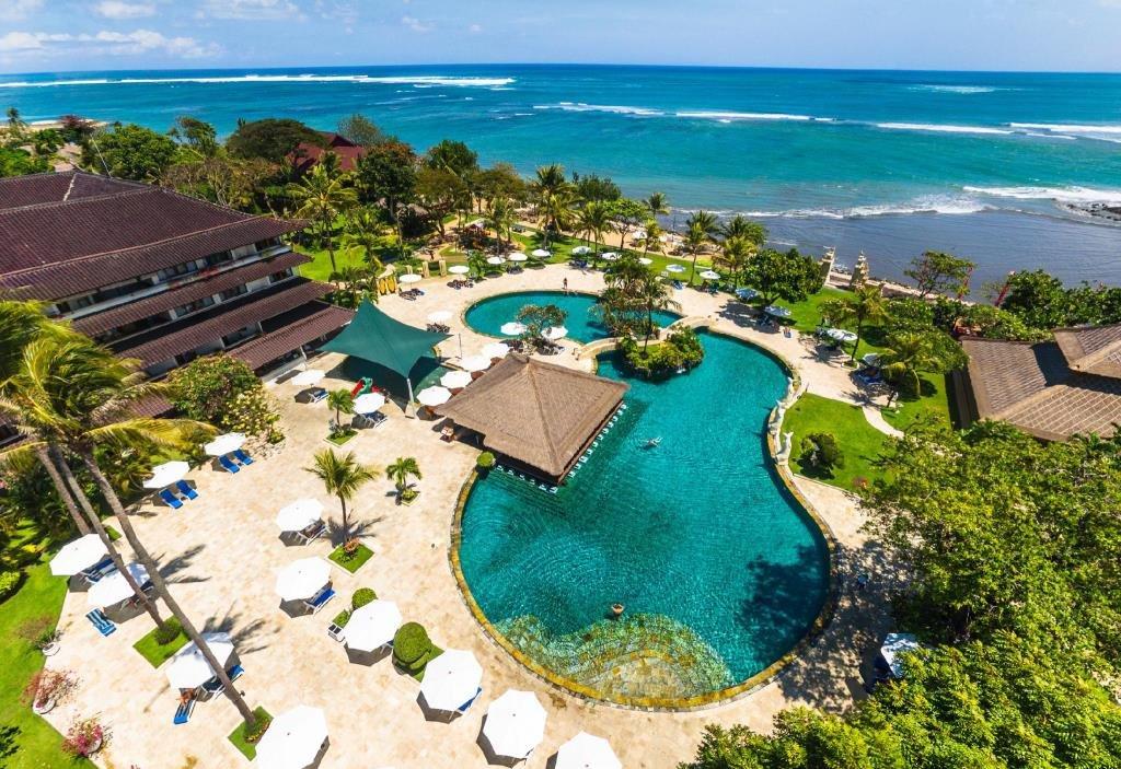 Discovery Karthika Plaza, hotel por vacances en famille Bali