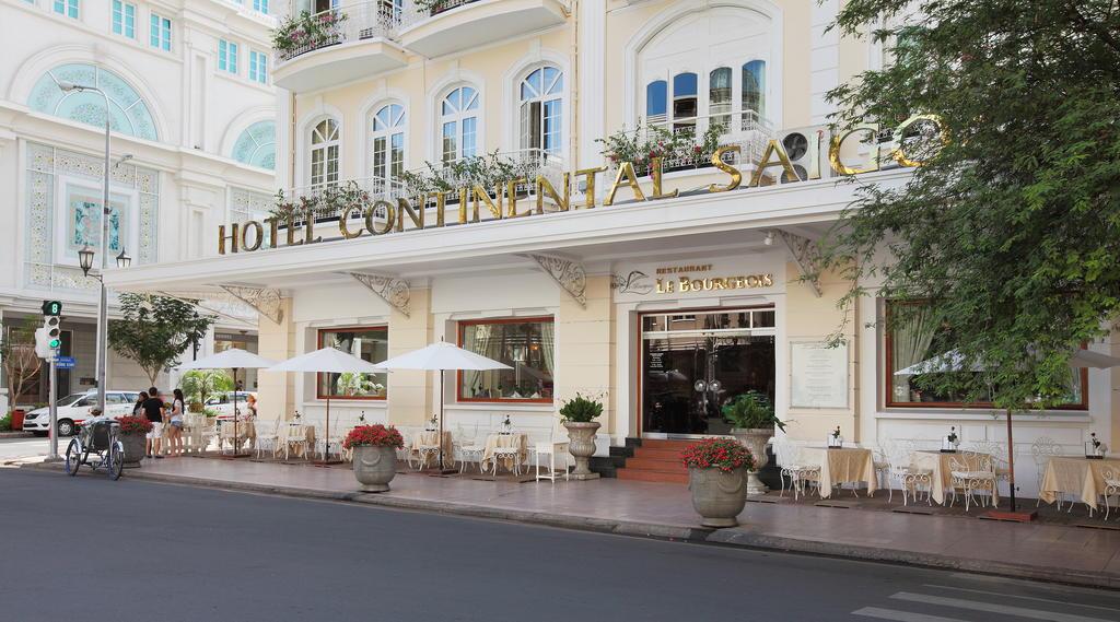 Hôtel de luxe le plus ancien à Ho Chi Minh-Ville