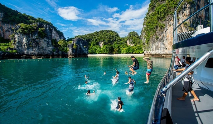 Comment voyager de Bangkok à Krabi? (2018)