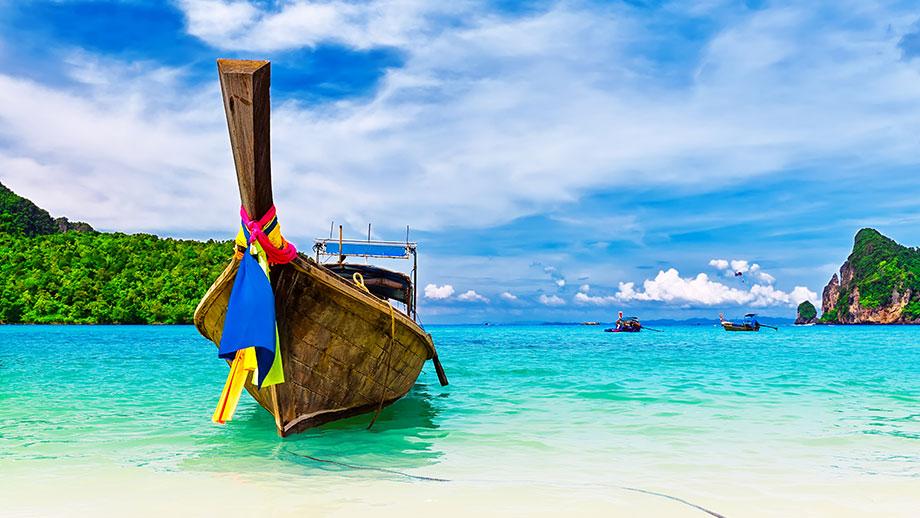 Comment se rendreà Krabi de Phuket
