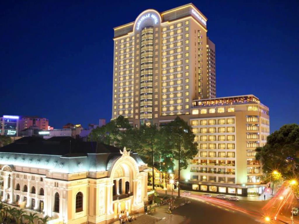 5 meilleurs hôtels de luxe dans le district 1, Ho Chi Minh ville