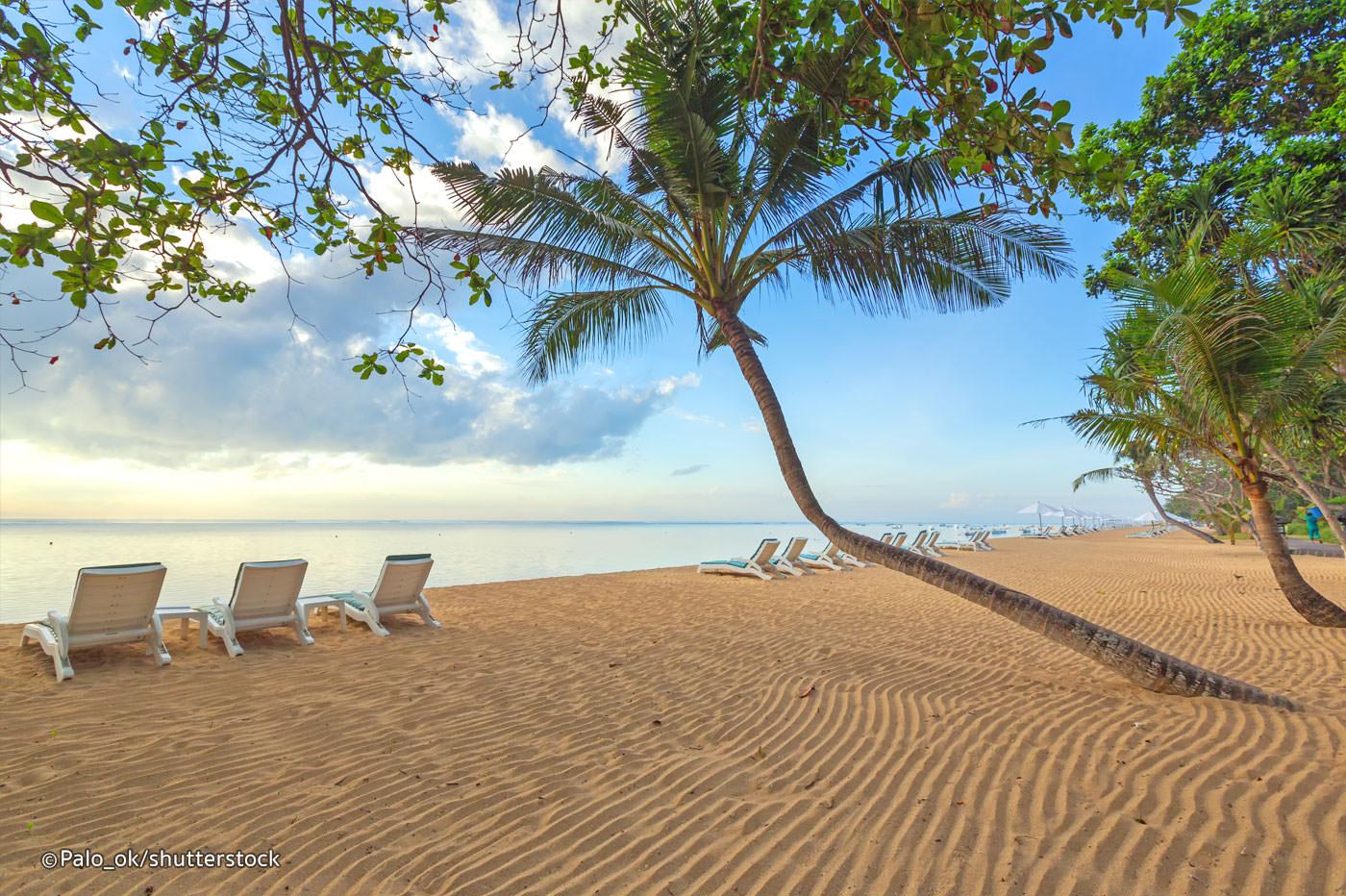 Meilleures plages Bali, sanur