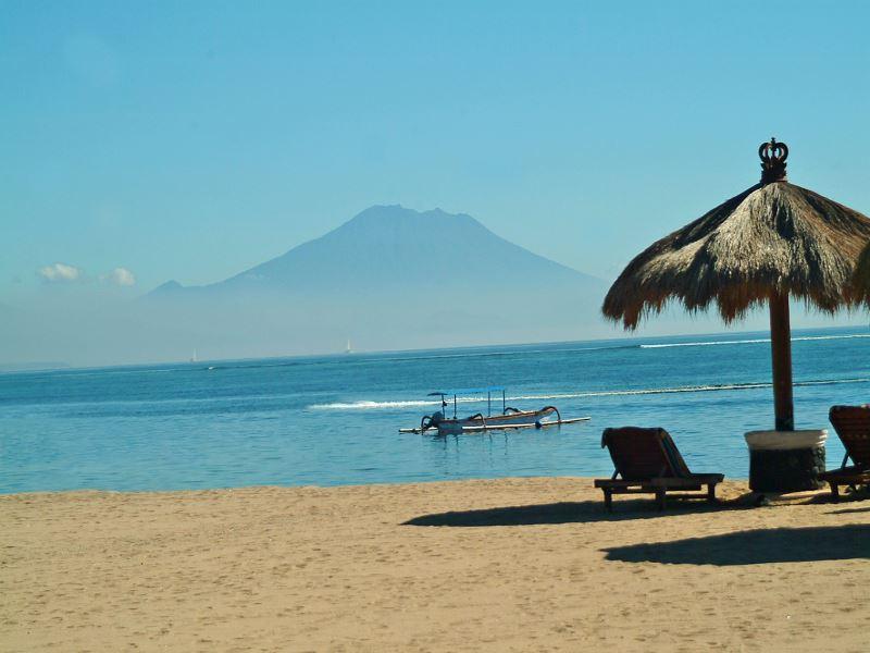 Le meilleur moment pour visiter Bali pour profiter du beau temps sur la plage.