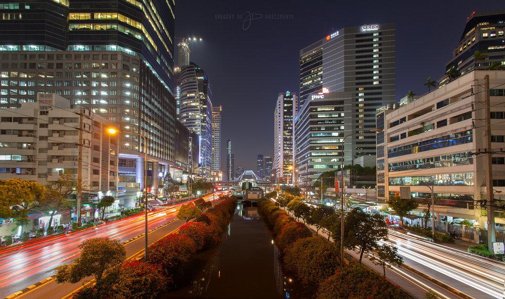 Silom Bangkok , un quartier bien situe pour visiter Bangkok
