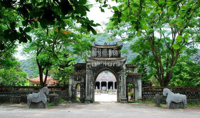 Palais Thai Vi - Tam Coc - Ninh Binh