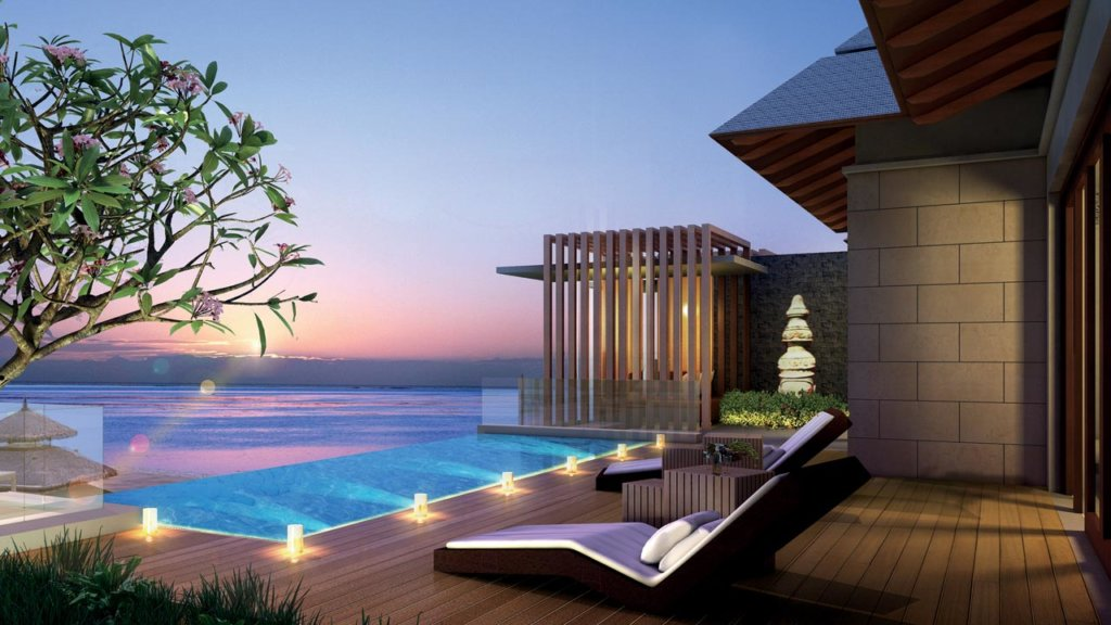 The Ritz-Carlton de Bali