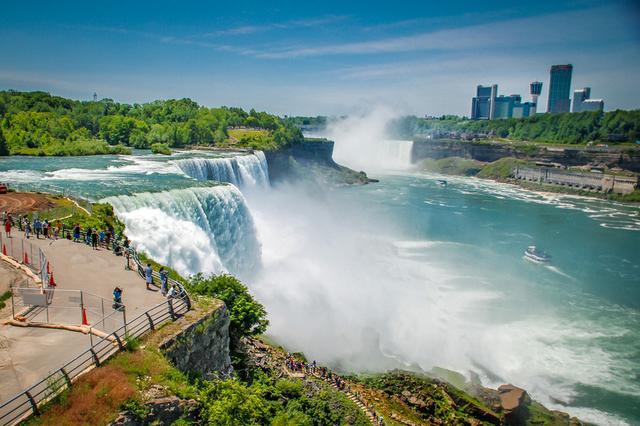 chutes du Niagara Canada