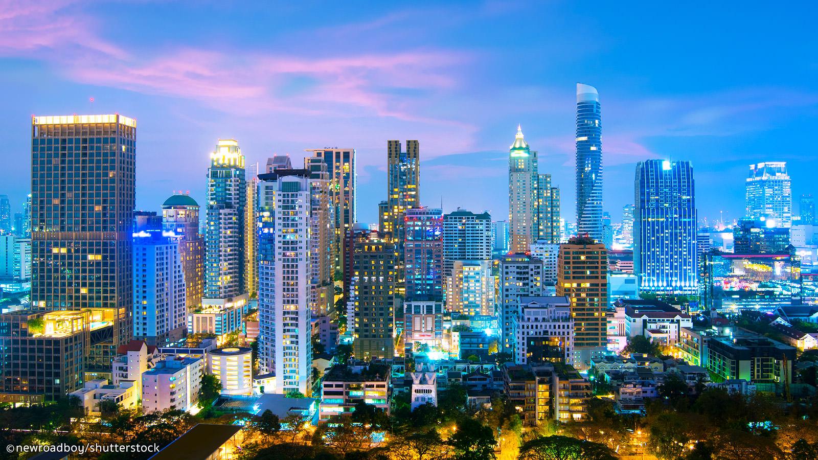 1 jour à Bangkok:  Les plus Grandes Attractions à Voir Absolument