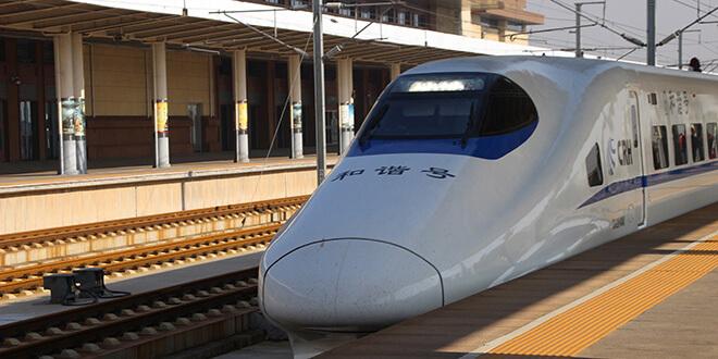 Se rendre de Pékin à Shanghai en Train à grande vitesse