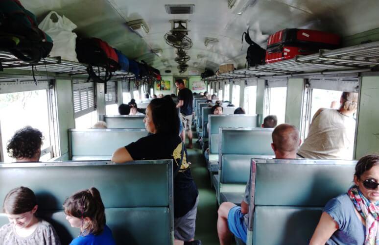Comment se rendre à Kanchanaburi depuis Bangkok