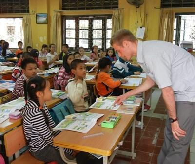enseigner l'anglais vietnam
