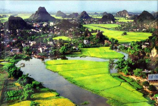Paysages de Hoa Lu