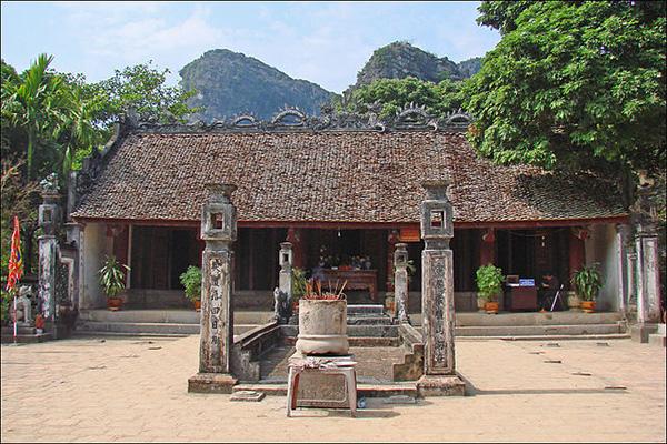 Temple du roi Le Hoan