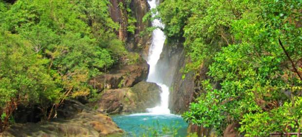 Chutes d'eau de Koh Chang