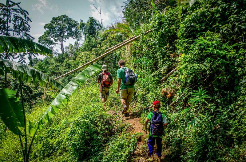 Meilleurs sentiers et endroits pour faire de la randonnée en Thaïlande