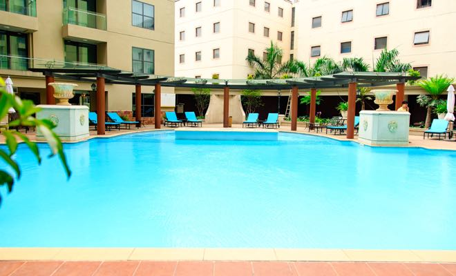 Army Hôtel, le meilleur hotel avec piscines pour les familles