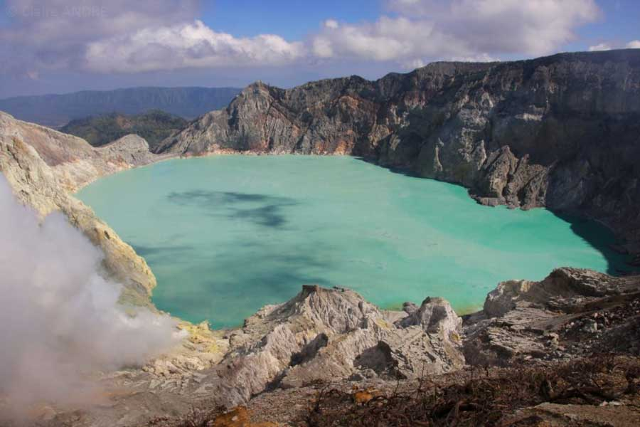 Cratère de l'Ijen