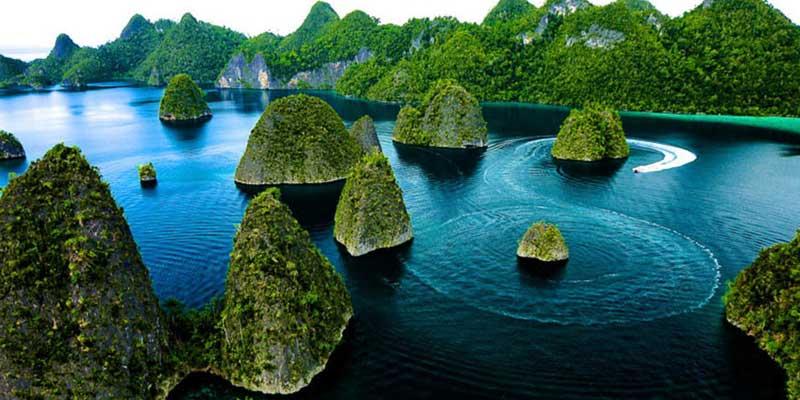 20 incontournables en Indonésie